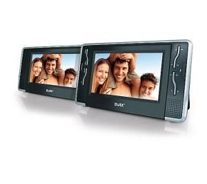 DVD portable double - lecteur