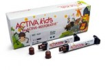 PULPDENT ACTIVA Kids BioACTIVE RESTAURATION 2 seringues