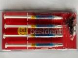 Gel de mordançage BESTDENT 4 seringues de 1.2 gr